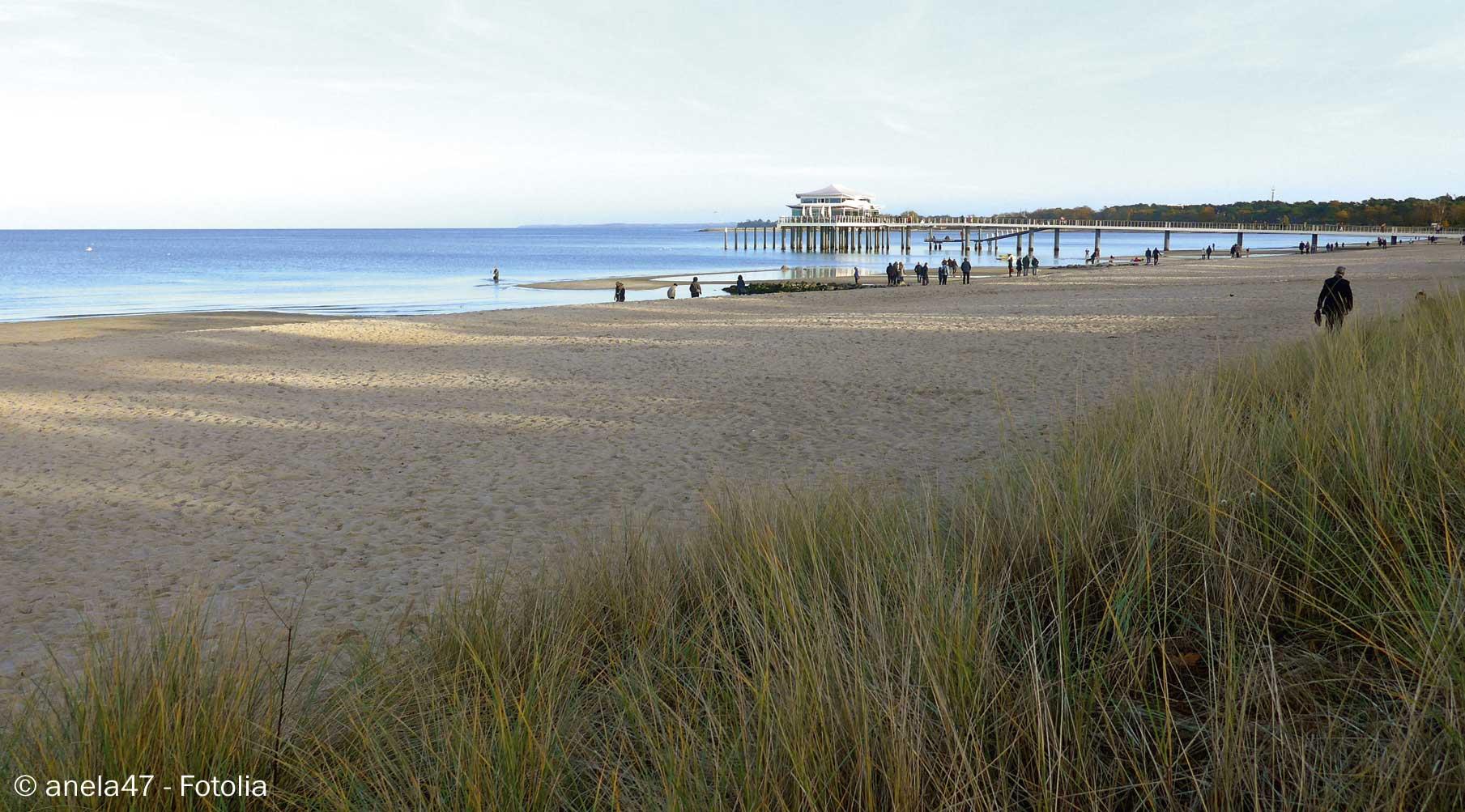 Maritim Seehotel Timmendorfer Strand Winterzeit ist Wellnesszeit