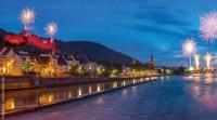 3 Tage - Licht an! –  Die Heidelberger Schlossbeleuchtung